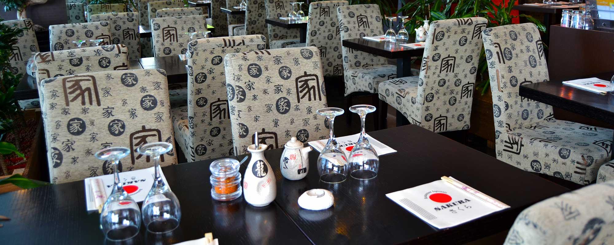 Restaurant Japonais - Sakura Bordeaux - Suhi Maki