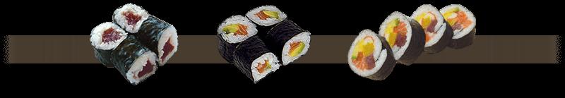 Restaurant Japonais Sakura Bordeaux - Maki a la carte