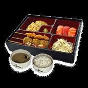 Restaurant Japonais Sakura Bordeaux - Plateau Bento