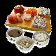 Restaurant Japonais Sakura Bordeaux - Plateau Fuji
