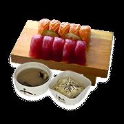 Restaurant Japonais Sakura Bordeaux - Plateau Sushi 10 piéces